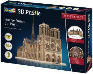 Puzzle 3d notre dame de paris de revell