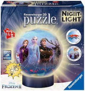 Puzzle 3d big ben lumineux de ravensburger