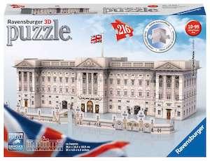 Puzzle 3d buckingham palace de ravensburger