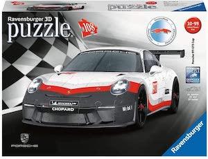 Puzzle 3d porsche 911 gt3 par ravensburger