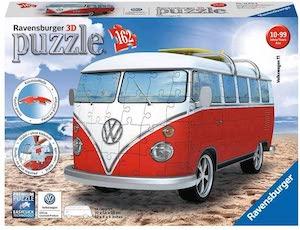 Puzzle 3d combi t1 volkswagen par ravensburger