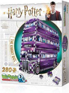 Puzzle 3d du magico bus