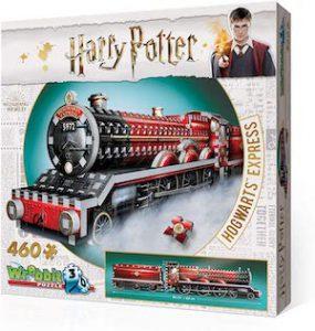 Puzzle 3d du train poudlard express