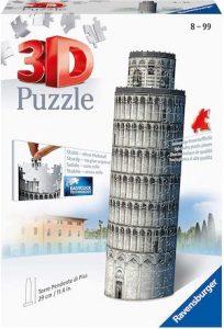 Puzzle 3d tour de pise ravensburger